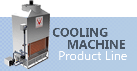cooling machine product line
