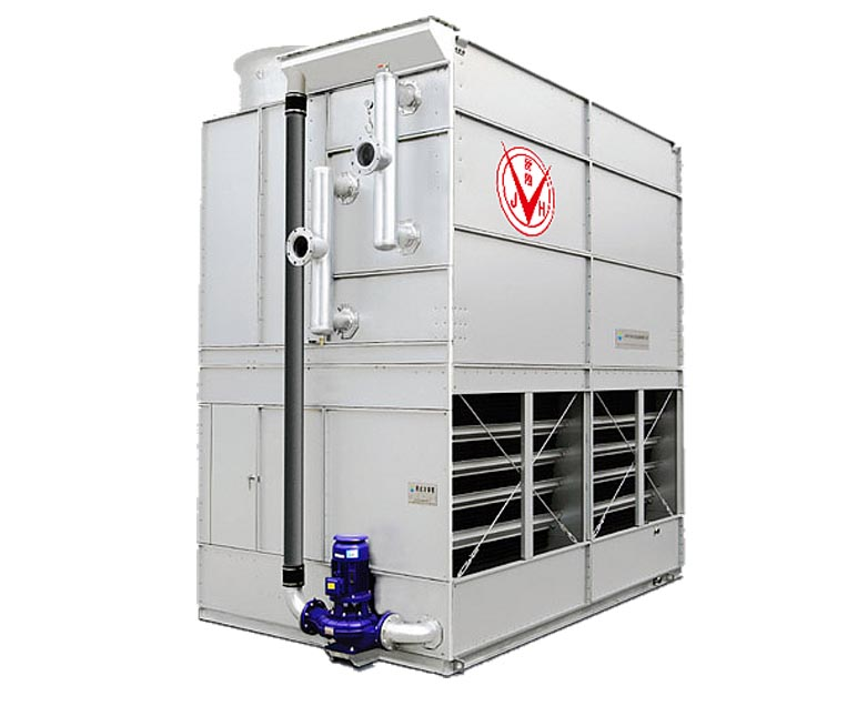 Mixed Flow & High Efficiency Closed Circuit Cooling Tower (HCT-50-500)