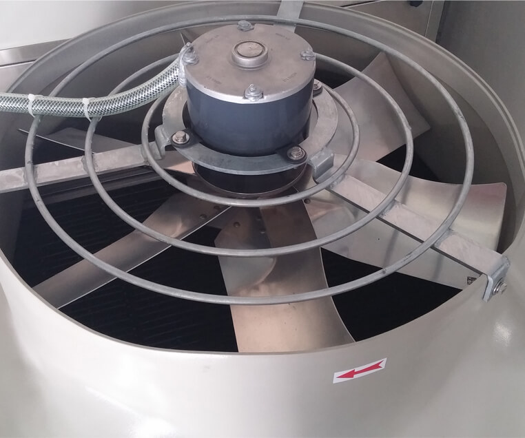 Stainless Steel Sct 15 45000 Kcal H Closed Circuit