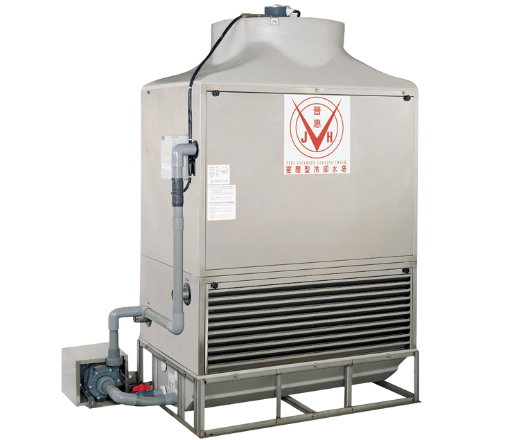 Stainless Steel SCT-15 (45000 Kcal/h) Closed Circuit Cooling Tower