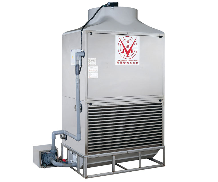 Stainless Steel SCT-30 (90000 Kcal/h) Closed Circuit Cooling Tower